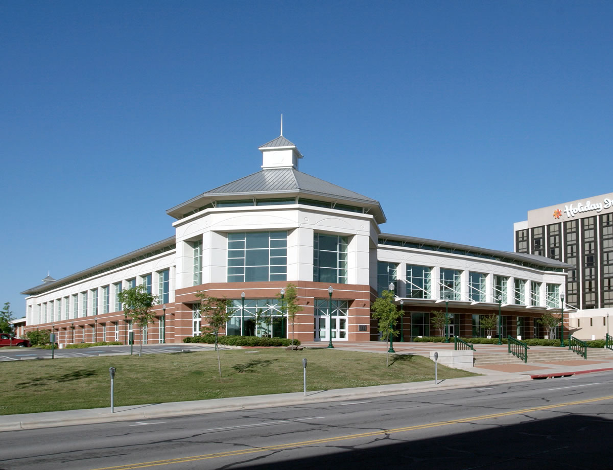 Fort Smith Convention Center, Fort Smith, Arkansas